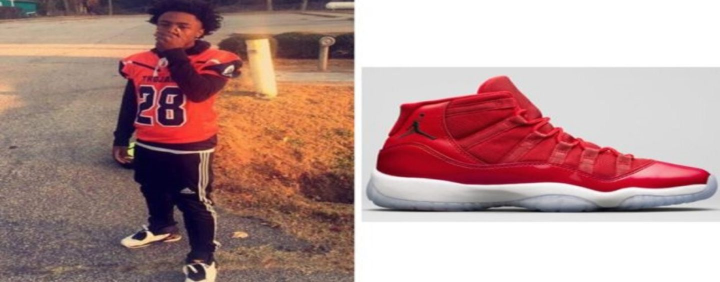 DC Teen Killed Over A Pair Of Red Jordans & BT-1000 Mom Doesn't Regret Buying Shoes!