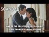 Olivia On Scandal Sums Up Black Women 100% In 2 Minutes Pt !1