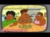 Family Guy Makes Fun Of Systas F-A-T-Black & Attitude Hmm hmm