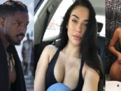 Black Women Are Calling For BOYCOTT Of Black Panther Movie Because Star Micheal B Jordan Is Dating A Non Black Woman! (Video)