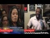 @TjSotomayor Ethers Black Woman From Divorce Court!  Instant Classic April 24 '13