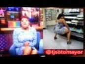 R&B Singer Fantasia Sings Twerking Song On Live National TV