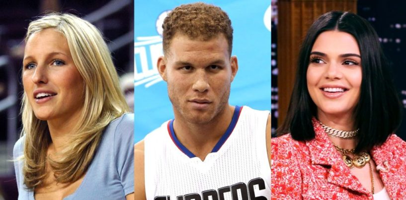 NBA Star Blake Griffin Sued For Palimony By His & Matt Leinart's Baby Mom Cause He Left Her For Kendall Jenner! (Video)