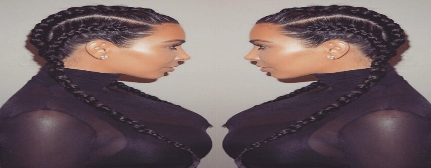 Do Black Women Have A Right To Be Mad About Kim Kardashian & Cultural Appropriation? (Live Show) 213-943-3362