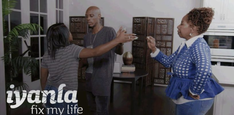 BT-1100 Kidnapped At Birth Goes In On Iyanla During Her Oprah Interview! #DarkSkinChicksAreTrash (Live Broadcast)