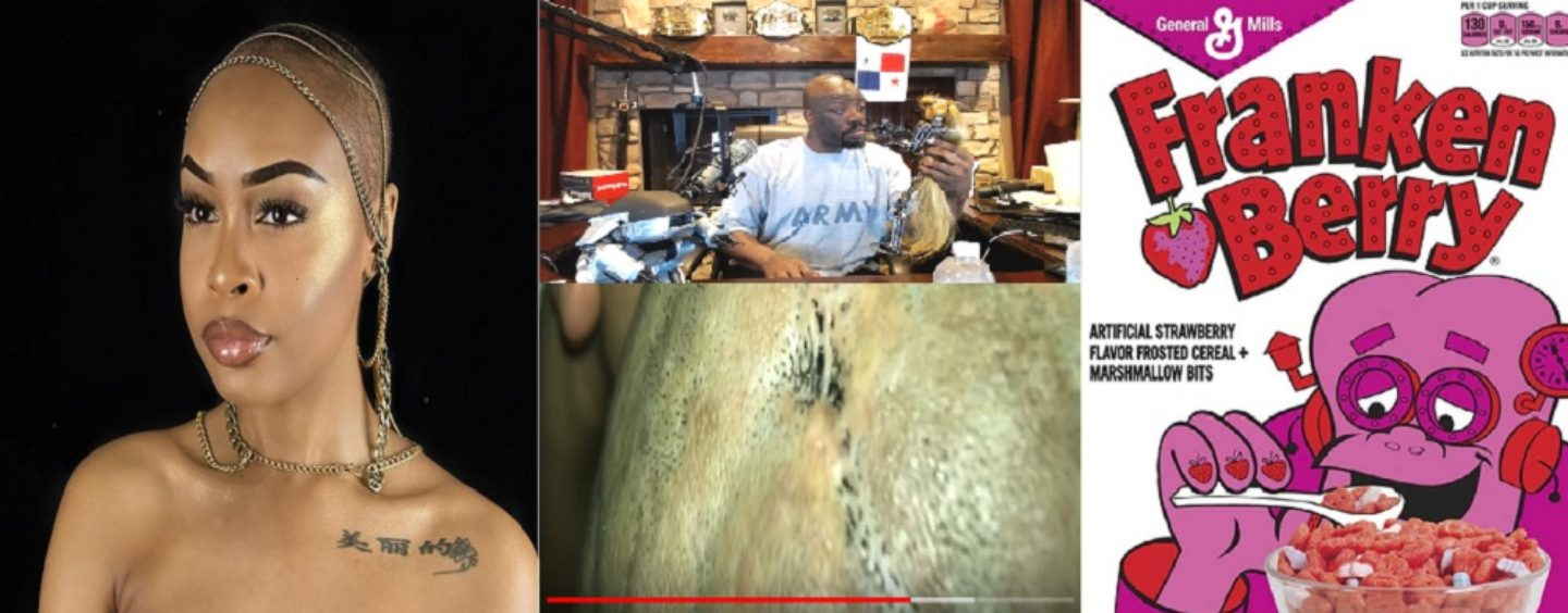 Call In! Who Side Are You On #TheBaldDyke Or Tommy Sotomayor! Ur Thoughts 213-943-3362  (Live Broadcast)