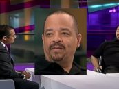 Rap Legend, Ice T, Shuts Down Pro Gun Control Advocate Liberal TV Host In 1 Minute! EPIC SHOW! (Live Broadcast)