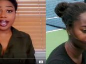 #RBT Fatherless Failed Tennis Prodigy Paris Milan Williams Stalks Tommy Sotomayor & Gets Ethered (Live Broadcast)