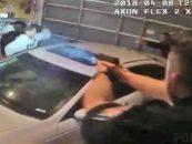 Video Of Black Utah Man Shot By Police Hiding Inside Of Whites Garage, Was This Justified? U B The Judge!