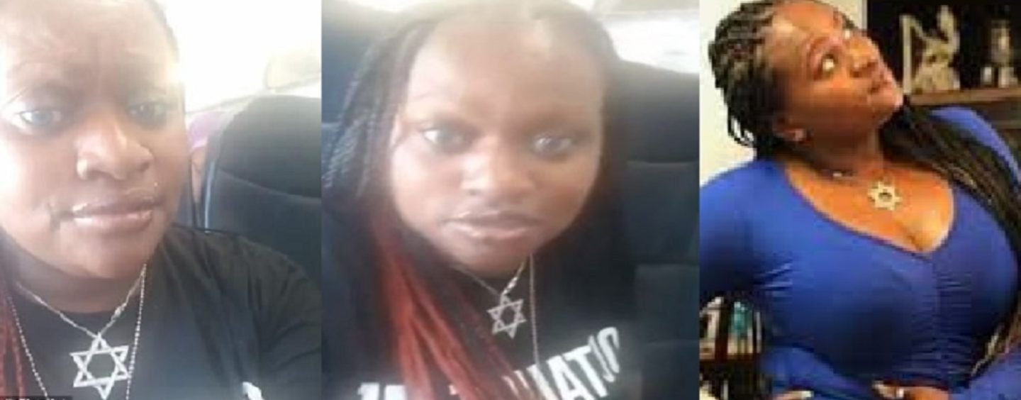 Violent, Loud & Disruptive! Black Woman Forced All Passengers Off Flight Before Being Arrested! (Live Broadcast)