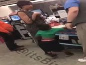 Black Woman Kicked Out Of Walgreens Because Of Her Badazz Child! Is This Right? (Video)