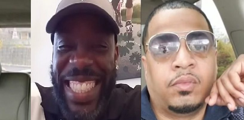 Hilarious Live Ether Where Tommy Sotomayor Goes In On Hassan Campbell! Do U Think It Was Funny Or Inappropriate? (Video)