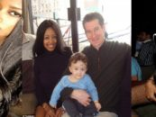 Playboy Playmate Takes Halfbreed Child & Jumps To Their Death After White Father Wins Custody Of Child! (Video)