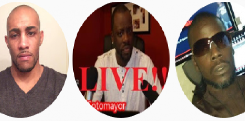 Showing How Hypocritical ZoneFreeman & TrueFreeman Are When It Comes To Their H8 For Tommy Sotomayor! (Live Broadcast)