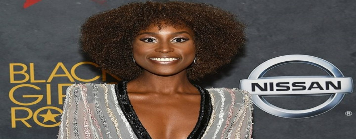 So Called Black Queen Issa Rae Writes In Her Book, Systas Should Date Asian Men Since Both Are Least Desired! (Live Broadcast)