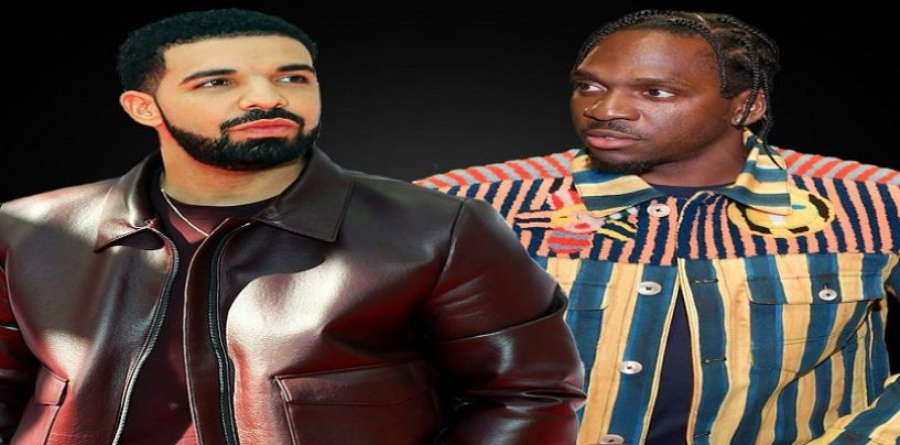 #Afternoon Battle! Drake-Vs-Pusha T – I Play The Songs, You Tell Me Who Won! (Live Broadcast)