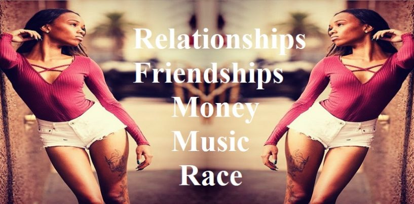 1on1 With Goddess, Ratchet Chick, Talking Money, Race, Relationships, Friendships & More! (Live Broadcast)