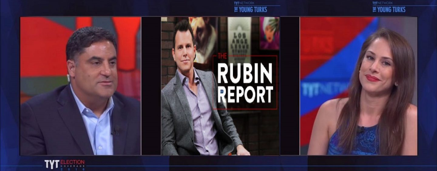 The Young Turks Go In On Dave Rubin & Tommy Sotomayor Gives His Take! (Live Broadcast)