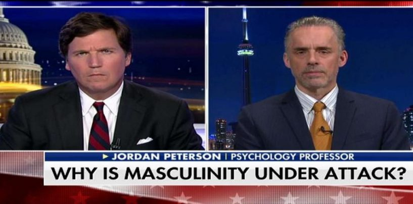 Americas Attack On Masculinity! Jordan Peterson, Tucker Carlson & Tommy Sotomayor Speak On This Pressing Issue! (Live Broadcast 11 PM EST)