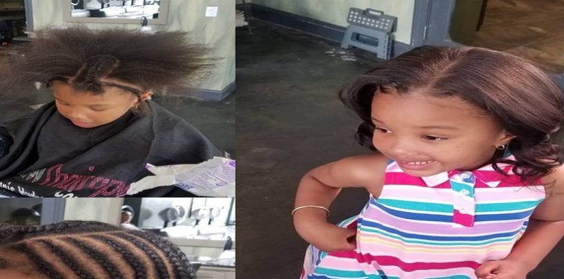 What Age Is Too Young For A Sew In Weave? Is This Signs Of An Irresponsible Mom Or No? 213-943-3362