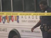 Texas Father Finds His 3 Year Old Son Dead After Being Left 3HRS In Daycare Van After Field Trip! (Video)