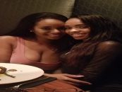 Tommy Sotomayor With His Black Girlfirends Having A Hilarious Convo At Gordon Ramseys Dinner! (Video)