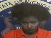Black Trash Mom & Friend Arrested After Letting Infant Drown In Sewage Underneath Detroit Home! (Video)