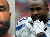 Two Time SuperBowl Winning NFL Cornerback Charged With Attempted Murder Of His Girlfriend! (Video)