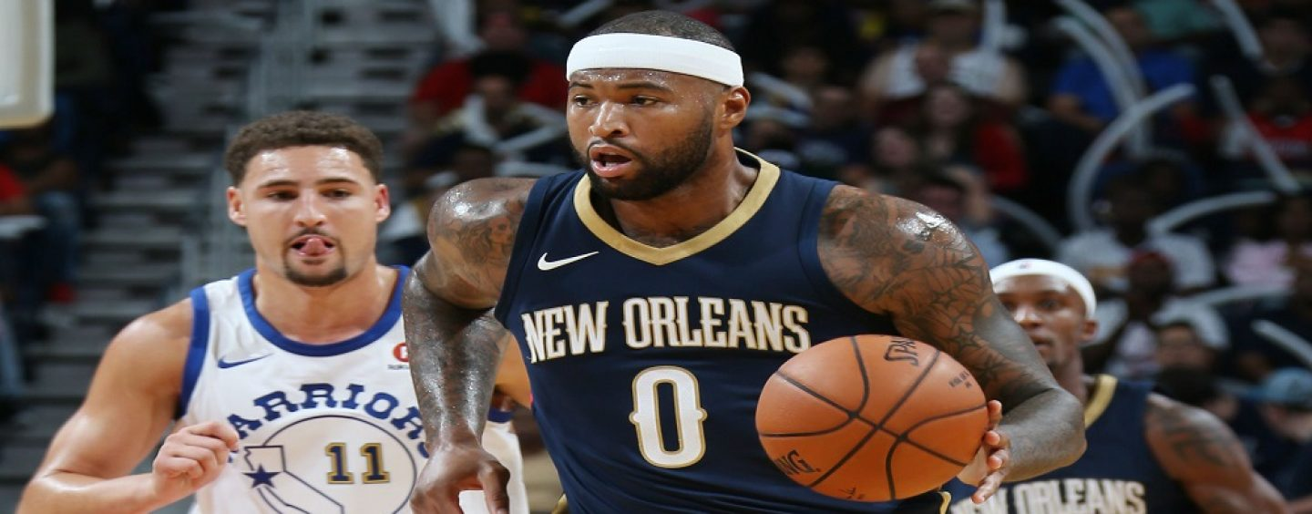 Demarcus Cousins Signs With The GS Warriors! Is This Good Or Bad For The NBA? 213-943-3362 (Live Broadcast)