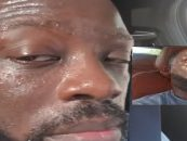 YouTuber Tommy Sotomayor Faints During Demonstration Of Affects Of Heat On Body Locked In A Car In The Hot Sun! (Video)