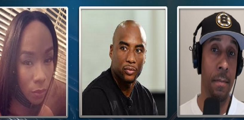 Woman Goes On Star In The Morning Talk Show To Discuss How She Says Charlamagne The God Drugged & Raped Her At 15! (Video)