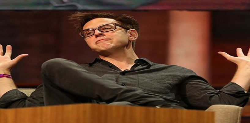 Writer & Director James Gunn Fired From Upcoming 'Guardians of the Galaxy' Movie Over Rape & Pedophilia Tweets! (Video)