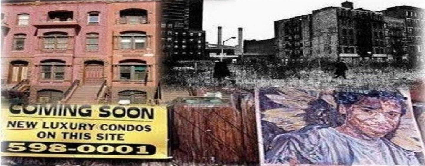 The Truth About Gentrification & Why Blacks Should Not Be Offended When It Happen! (Live Broadcast)