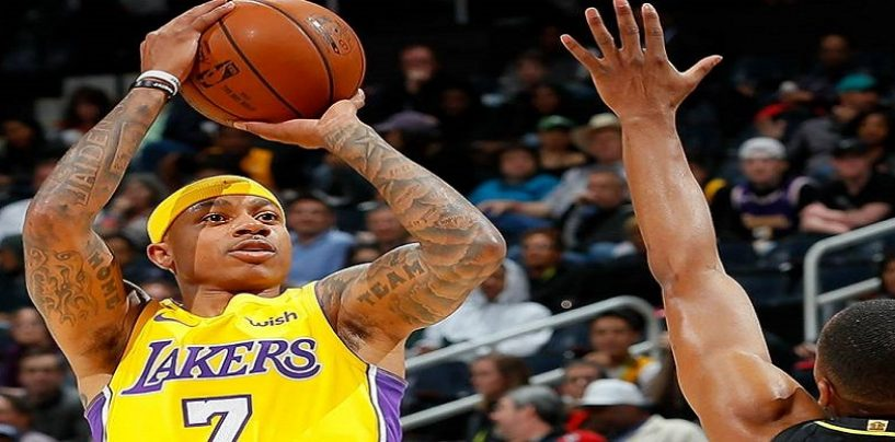 The Best Places In The NBA For Guard Isaiah Thomas To Play Now That Lebron James Is A Laker? (Video)