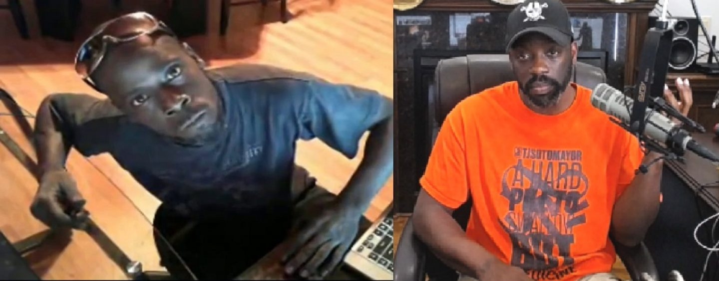 Tommy Sotomayor Goes 1on1 With Tyra Moore LIVE (Live Broadcast)