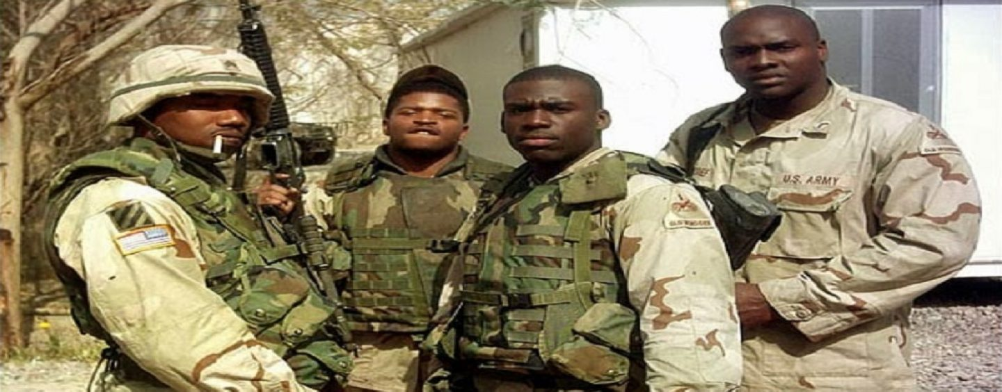 Should  Blacks Who Join The Military Be Considered Coons? 213-943-3362 (Live Broadcast)
