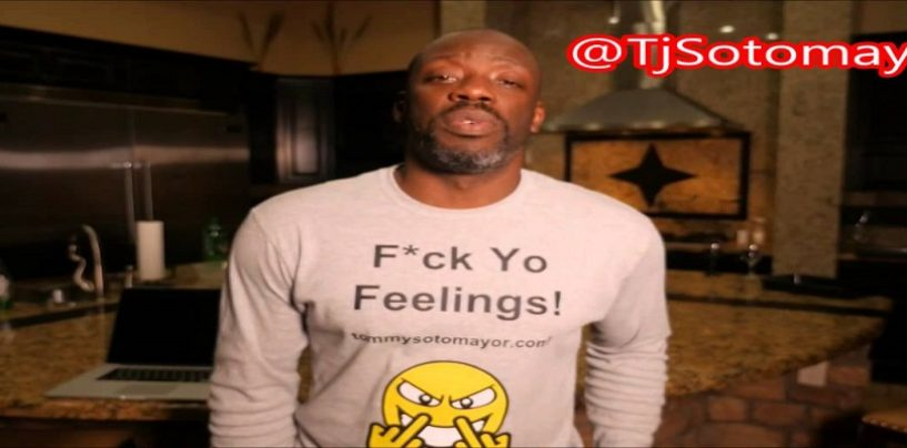 Why Does Every Black YouTuber Want Money From Tommy Sotomayor? (Live Broadcast)