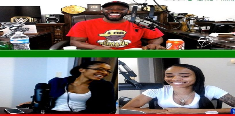Random Conversations On Life, Love & More With Tommy Sotomayor, Goddess And Bre! (Live Broadcast)