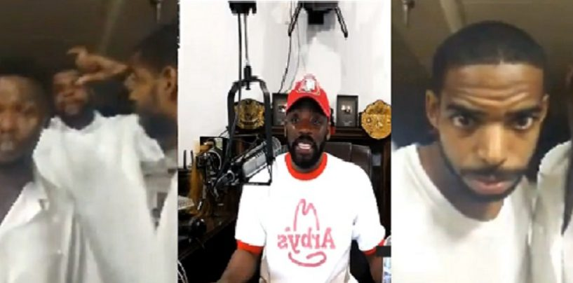 Chicago Gang Members Frighten Tommy Sotomayor To Apologize To Them LIVE From Their Jail Cell! (Video)