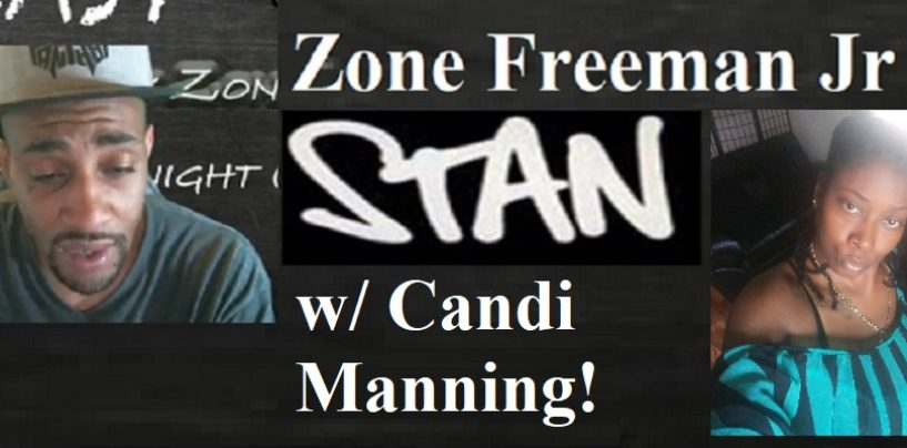 Zone Freeman & Candi Try To Explain How Reading His Stan Emails Were Wrong Of Tommy Sotomayor! (Live Broadcast)
