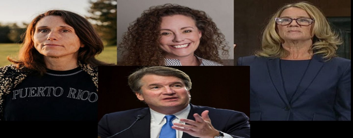 9/30/18 – Brett Kavanaugh Vs His 3 Accusers, Which Side Are You On & Why? 213-943-3362 (Live Broadcast)