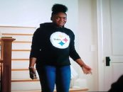NFL Commercial Shows Dark Skin Teen As Manly & Disrespectful To Her Father! Is This OK Or Playing To Stereotype? (Video)