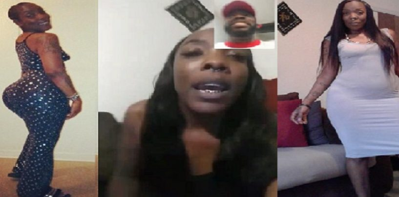 Black Woman Catches Tommy Sotomayor On Her Facebook Live & Roast The Sh*t Outta Him! (Video)