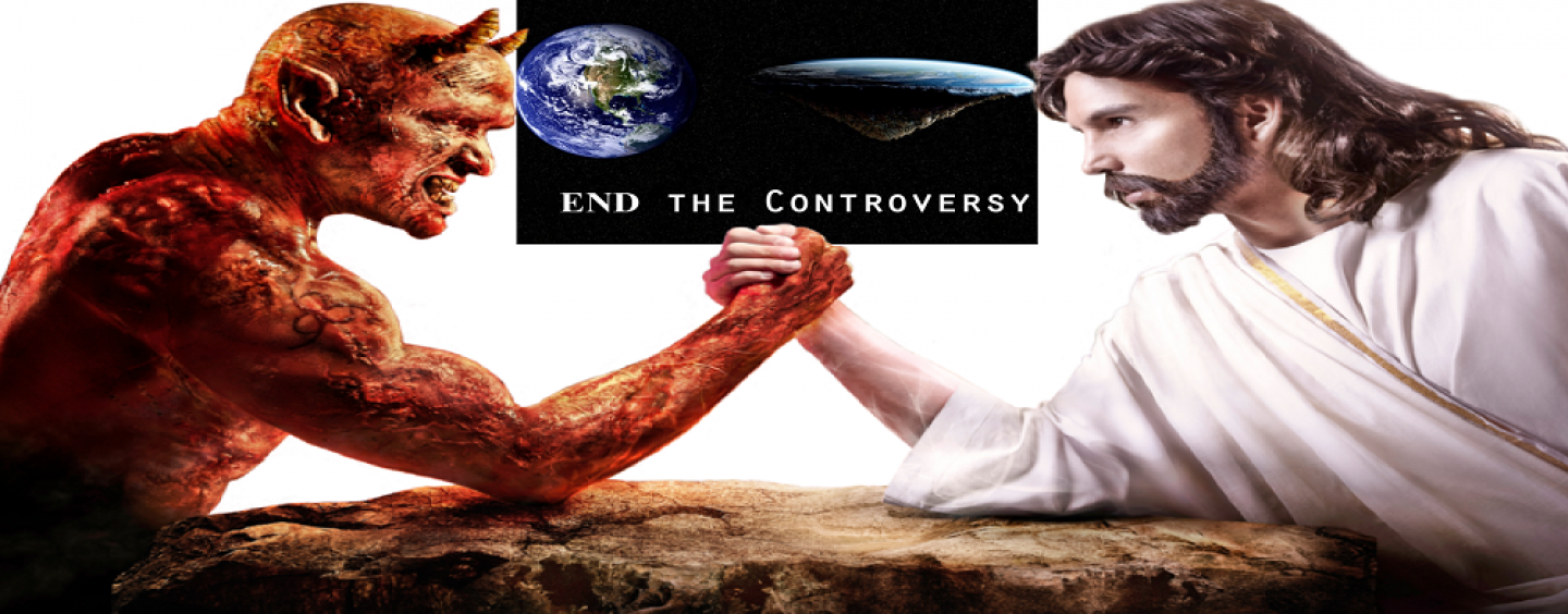 God Vs The Devil & Flat Earth Vs Round Earth! Call In Now 213-943-3362 (Live Broadcast)