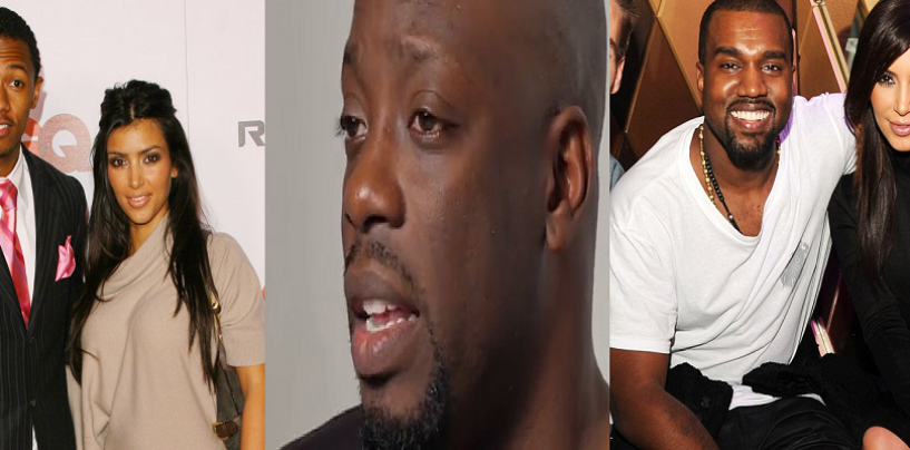 Nick Cannon Steals Quote From Tommy Sotomayor & Gossips About Kim Kardashian Upsetting Kanye West! (Live Broadcast)