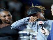 Was Serena Williams Wrong In Her Outburst Or Was The Umpire Racist & Sexist ? 213-943-3362 (Live Broadcast)