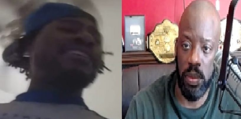 1on1 Jihad Abdullah Debates Tommy Sotomayor: ProBlack Logic Vs SotoLogic The State Of Blk America! (Live Broadcast)