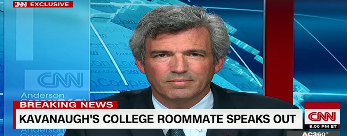 """Brett Kavanaugh's College Roommate Says """"Brett Is A Liar & I Have Proof"""" Do You Believe Him? (Live Broadcast)"""