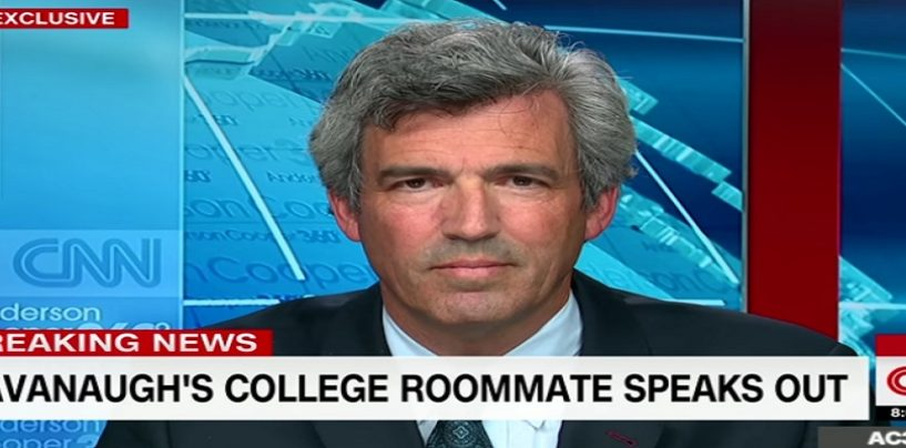 "Brett Kavanaugh's College Roommate Says ""Brett Is A Liar & I Have Proof"" Do You Believe Him? (Live Broadcast)"