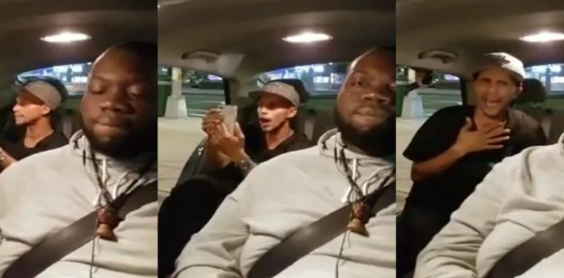#ATW 26 Puerto Rican FruitOnTheBottomBootie Soyboys Go In On Black Uber Driver! Whose Side Are You On? (Live Broadcast)